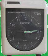 clock card machine